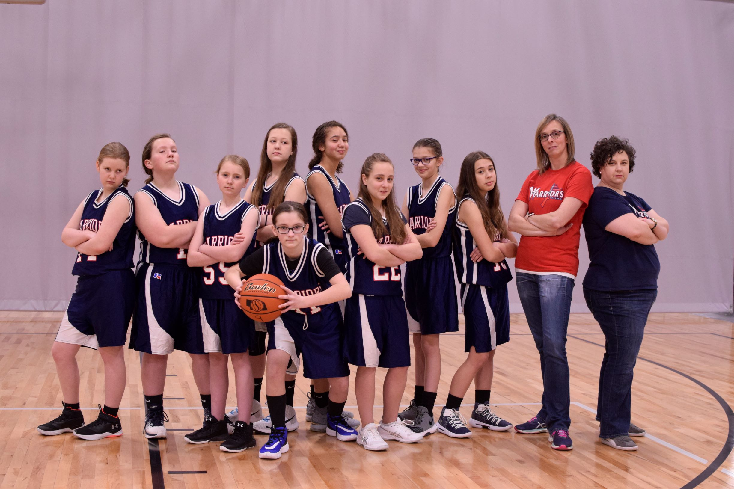 Junior High Basketball 2020