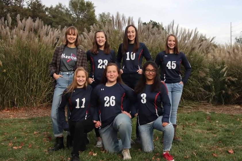 Junior Varsity 2 Volleyball 2020