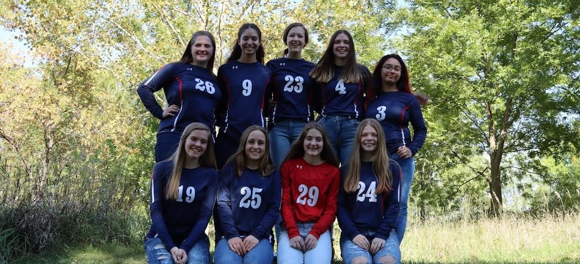 Junior Varsity 1 Volleyball 2021